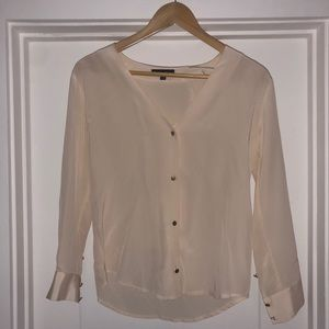 Madewell Silk Button-down Blouse